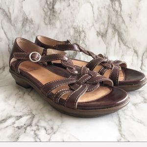 Dansko T strap sandals
